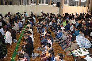 محفل انس باقرآن برکت در دهاقان