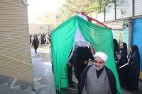 زنگ مقاومت و دانایی در دبیرستان امام خمینی(ره)وهجرت دهاقان