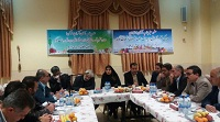 دیدار معاون توسعه و پشتیبانی وزارت آموزش و پرورش از مراکز آموزشی شهرستان دهاقان