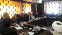 جلسه هماهنگی ستادبزرگداشت روز ایثار وشهادت در دهاقان
