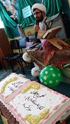 گزارش تصویری جشنهای اغاز امامت حضرت حجت بن الحسن عج الله تعالی فرجه الشریف در دهاقان