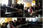 جلسه شورای هماهنگی مدیریت بحران شهرستان دهاقان برگزار شد