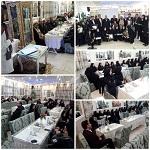 جشن روز پرستار در تالار محبت شهرستان دهاقان برگزار شد