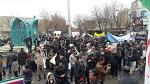 حضور پر شور مردم شهیدپرور وانقلابی شهرستان دهاقان در راهپیمایی ۲۲ بهمن97