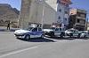 رژه موتوری در میدان امام رضا(ع) به مناسبت دهه مبارک فجر در دهاقان برگزار شد.
