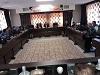 جلسه هماهنگی راهپیمایی ۲۲ بهمن در سالن فرمانداری دهاقان برگزار شد