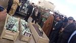 مراسم تشییع و به خاکسپاری مرحوم حاج علیرضادهقانی برگزارشد.