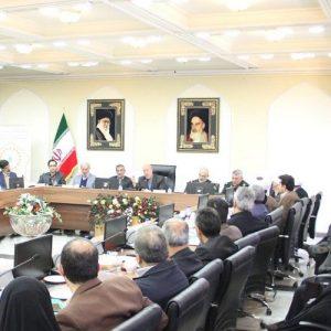 دیدار با استاندار محترم اصفهان جناب آقای دکتر عباس رضایی