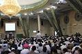 خانهتکانی دل در آغاز سالی نو/ ۶۰۰ دانشگاهی در مسجد دانشگاه تهران معتکف میشوند