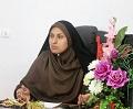 سرکار خانم محمودی نماینده مردم دهاقان