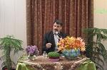 جشن نیمه شعبان در دفتر امام جمعه دهاقان