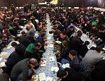 پخت غذای نذری در شب نوزدهم رمضان در دهاقان