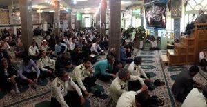 آیین بزرگداشت سالگرد ارتحال امام خمینی دهاقان