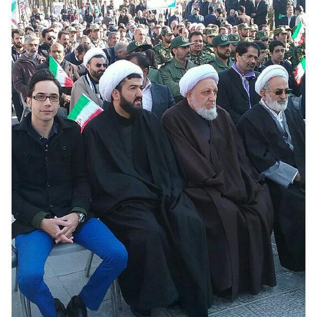 دیدار باحضرت حجت الاسلام والمسلمین صالحیان مسئول شورای سیاستگذاری ائمه جمعه اصفهان