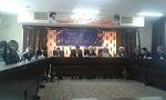 جلسه شورای فرهنگ عمومی با موضوع چهل سالگی نماز جمعه دهاقان